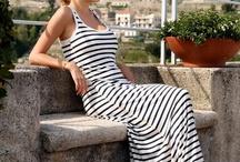 vestidos longos / by Elaine Passos