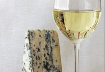 Wine and Cheese / Wine and cheese pairings, cheese boards, cheese platters. Have a little cheese with your wine!