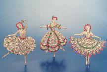 Ballerinas jewels - Van Cleef and Arpels