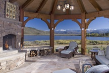 outdoor patios / by Coldwell Banker United - Round Rock