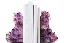 Interior / lavender/purple