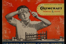 Historic Chemistry Sets / From CHF's collections: The Golden Age of the Chemistry Set. Read the stories here: http://ow.ly/c068J