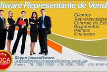 Software representantes de vendas