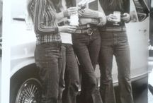 Bell Bottoms Are Best! / Women's flares and bell bottoms.