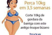dicas perder peso