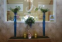 draycote hotel / Wedding flowers