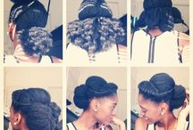 pictorials for natural hair / Natural hair