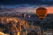 Kapadokya Sıcak Hava Balonu / Kapadokya Sıcak Hava Bolunu Turu Fiyatları İçin www.oludeniztravel.com Adresini Ziyaret Edin