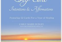 Project Heal Self Care Intentions and Affirmations