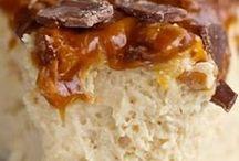Caramel cheesecake cake1