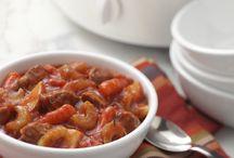 Comida crock pot