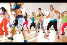 Ćwiczenia Taneczne
