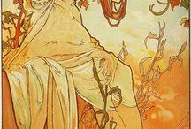 My Master:Alphonse Mucha
