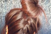 hair / by Hannah Callahan