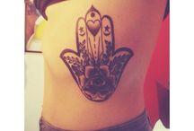 My hamsa / Tattoo