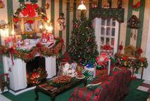 Dukkehus jul