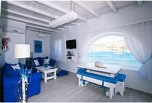 Romantik Mikonos Adası'nı Luxury Sea House Otel ile Keşfedin! / Enfes denizi, beyaz badanalı şirin evleri ve rengarenk begonvillerle süslü manzarası ile Mikonos adasında keyifle dinlenebilir, Luxury Sea House Otel'de romantik bir tatil geçirebilirsiniz.