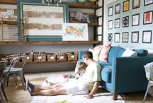 home: homeschool room