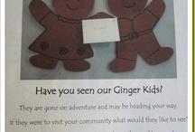 Gingerbread boy / by KimberlyF