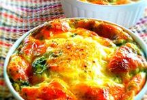 quiche / by Sharon Guarente