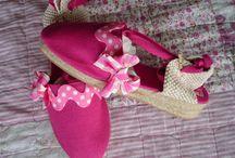 zapatillas decoradas
