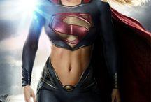 Supergirls &  Cosplay