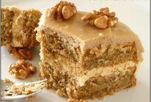 Gâteau noix-café