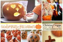 Halloween History and Symbols / The history and symbols of Halloween.