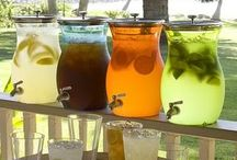Drink Ideas / by Plush Catering