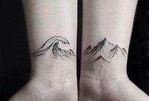 Татуировка / Фото, примеры, эскизы мужских и женских татуировок,
