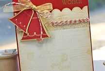 Christmas bells cards / by Kathy Baird