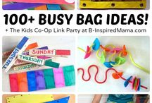 Classroom - busy bags / Fast finishers, incentives, fun play