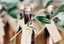 HOCHZEIT greenery / Accessoires, Dekoration & Gastgeschenke zur Hochzeit | greenery
