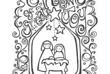Art & Doodles - Holidays - Christmas