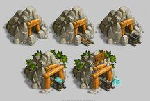 Game Art (assets)