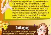Honey and health benefits
