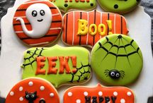 halloween day cookie
