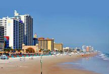 Beauty of Daytona Beach / Daytona Beach is world famous Florida destination with so many great activities one vacation just isn't enough. From rollercoasters to deep sea fishing and race cars to sand and sun, Daytona Beach has something for everyone! / by SunStream Hotels & Resorts