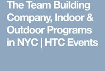Team Building Programs / HTC Events Team building activities and programs for corporate groups