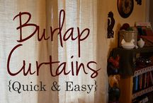 Curtains and More Galore / by farmhand