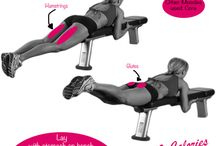 weight bench exercises