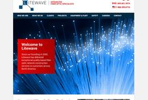 Litewave / Since 2000, Litewave has provided high quality fiber optic network construction services to customers in Canada and the United States.