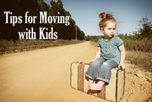 Moving tips/Ideas / by Rebecca Bugg