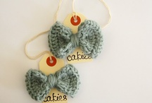 Buttons and Bows / by Debbie Whorton