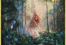 Fantasyart: Mary Baxter St.Clair