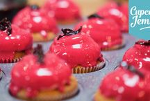 Bake sale recipes / Quick and appetising, easy to carry