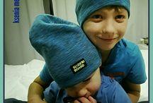 Blue eyed boys