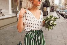 May to October - Culottes inspiration