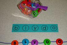 Preschool Work Centers  / by Cyndi Anderson