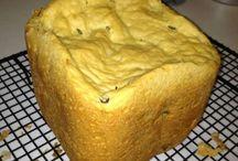 Brød i bagemaskine